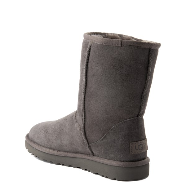 alternate view Womens UGG® Classic Short II BootALT2