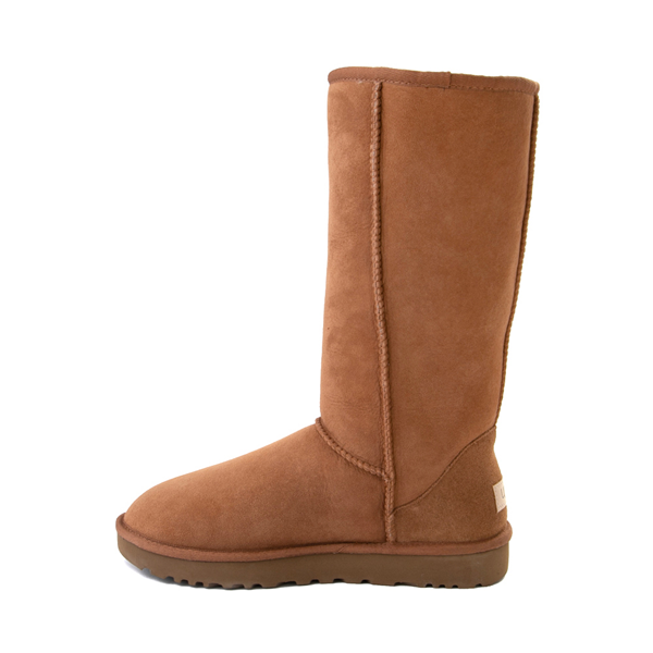 alternate view Womens UGG® Classic Tall II Boot - ChestnutALT1