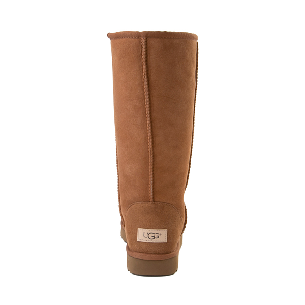 alternate view Womens UGG® Classic Tall II Boot - ChestnutALT4
