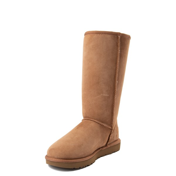 alternate view Womens UGG® Classic Tall II Boot - ChestnutALT3