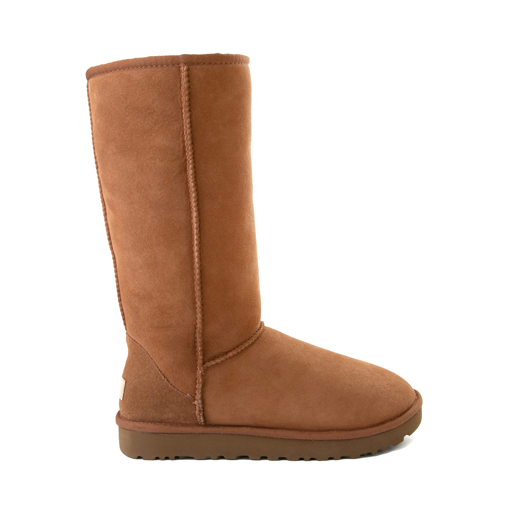 Womens UGG® Classic Tall II Boot - Chestnut