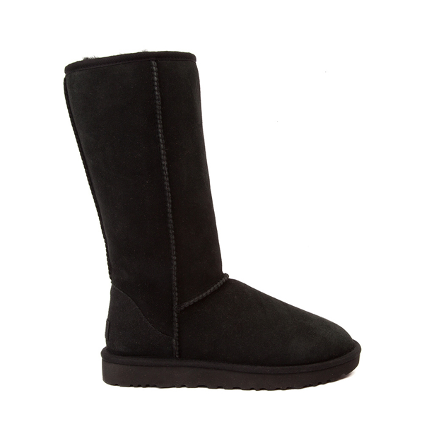 Womens UGG® Classic Tall II Boot - Black