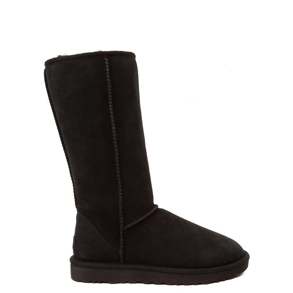 Main view of Womens UGG® Classic Tall II Boot - Black