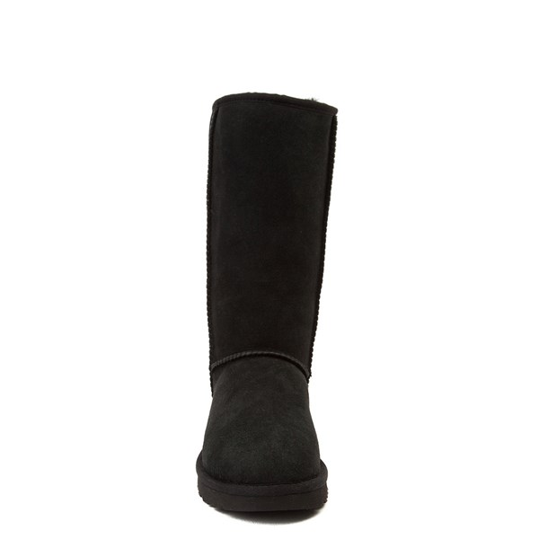 alternate view Womens UGG® Classic Tall II Boot - BlackALT4