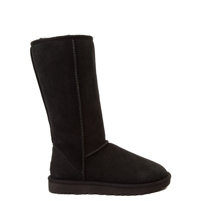Main view of Womens UGG Classic Tall II Boot in Black