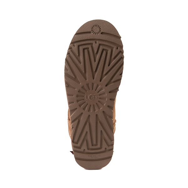 alternate view Womens UGG® Bailey Bow II Boot - ChestnutALT3