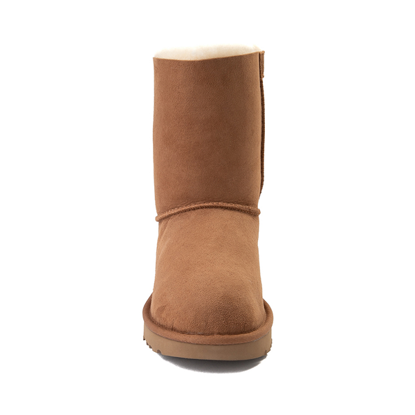 alternate view Womens UGG® Bailey Bow II Boot - ChestnutALT4