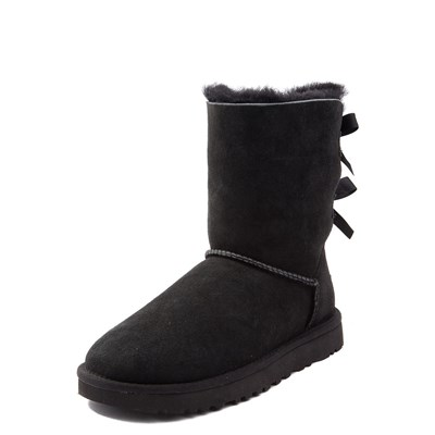 Alternate view of Womens UGG Bailey Bow II Boot in Black