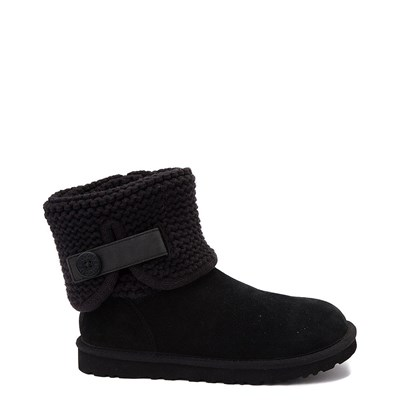 Main view of Womens UGG® Shaina Knit Short Boot