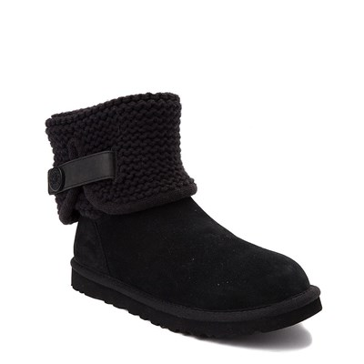 Alternate view of Womens UGG® Shaina Knit Short Boot