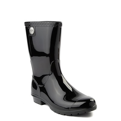 Alternate view of Womens UGG® Sienna Short Rain Boot