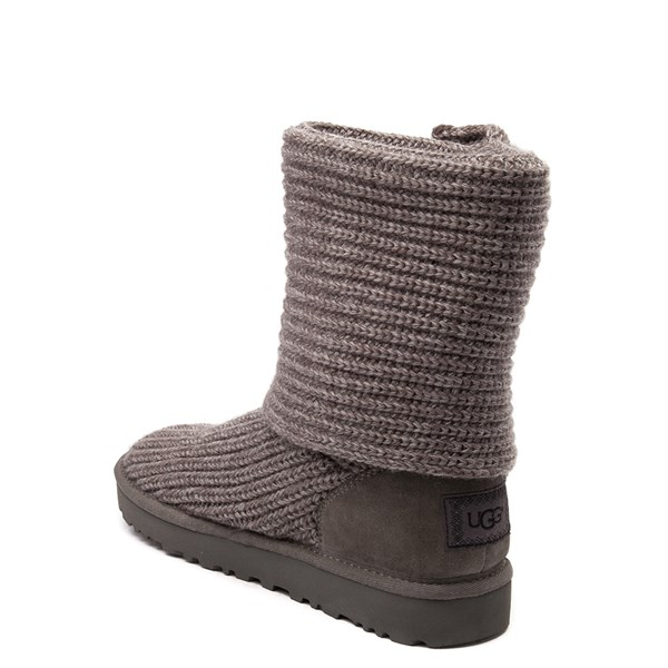 alternate view Womens UGG® Classic Cardy Knit BootALT2
