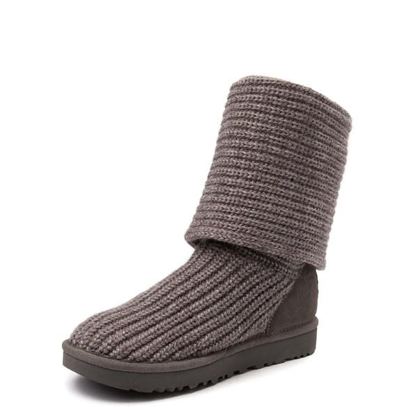 alternate view Womens UGG® Classic Cardy Knit BootALT3