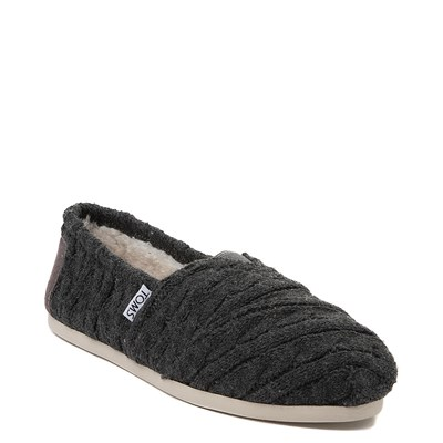 Alternate view of Womens TOMS Classic Cable Knit Slip On Casual Shoe
