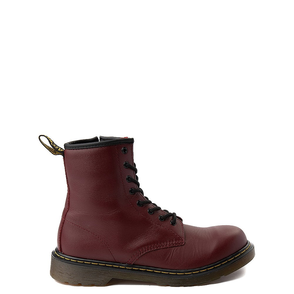Dr. Martens 1460 8-Eye Boot - Big Kid - Cherry