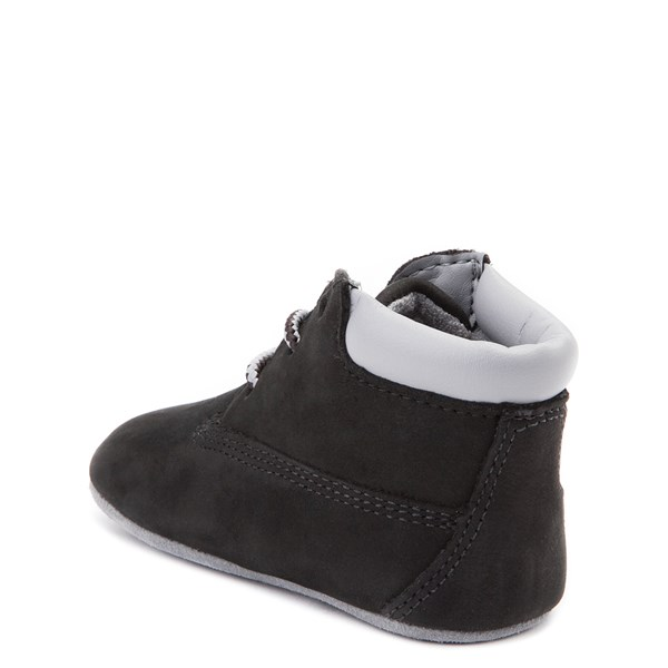 alternate view Timberland Boot and Hat Set - Baby - BlackALT2