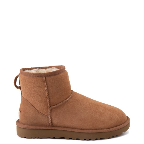 Womens UGG® Classic II Mini Boot - Chestnut