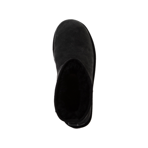 alternate view Womens UGG® Classic II Mini Boot - BlackALT2