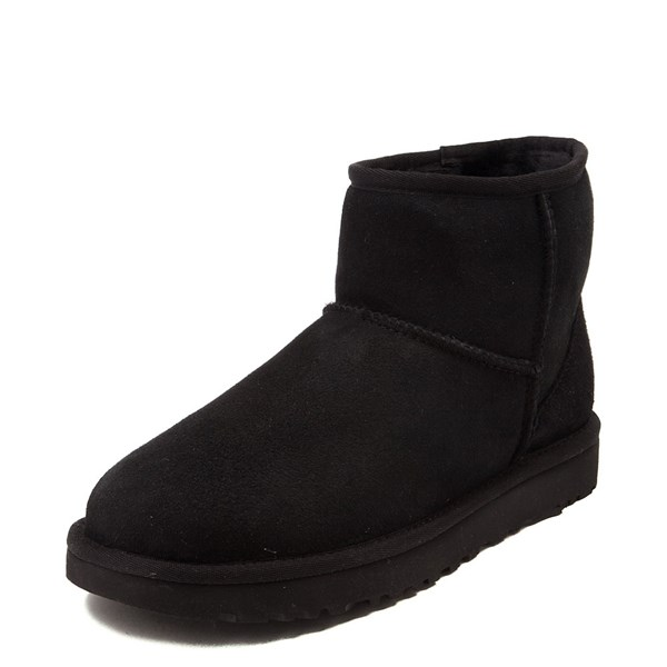 alternate view Womens UGG® Classic II Mini BootALT1