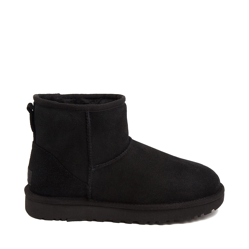 Womens UGG® Classic II Mini Boot - Black