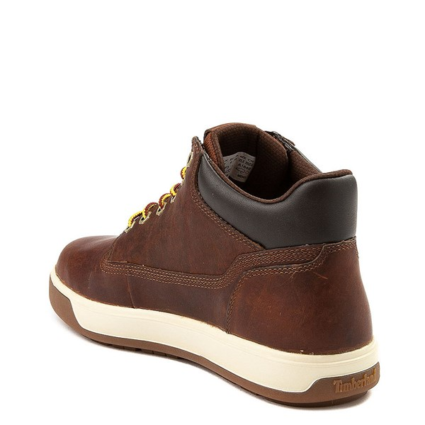 alternate view Mens Timberland Tenmile Chukka Boot - TanALT2