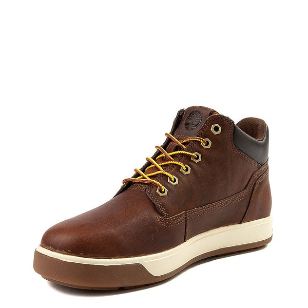 alternate view Mens Timberland Tenmile Chukka Boot - TanALT3