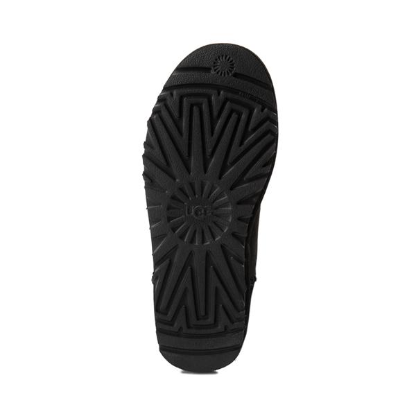alternate view Womens UGG® Mini Bailey Bow II Boot - BlackALT3