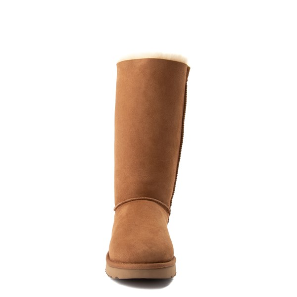 alternate view Womens UGG® Bailey Bow II Tall Boot - ChestnutALT4