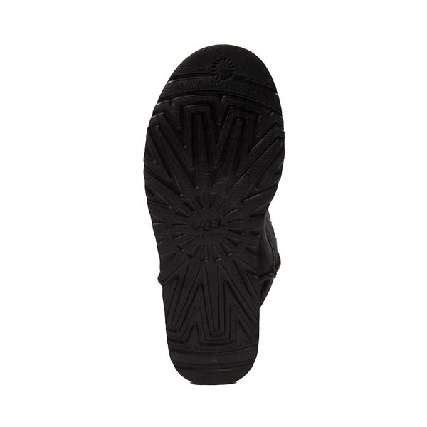 alternate view Womens UGG® Bailey Bow II Tall Boot - BlackALT3
