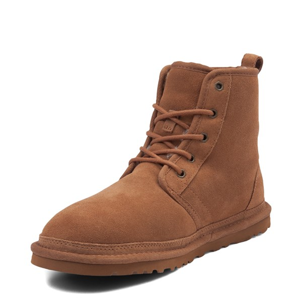 alternate view Mens UGG® Harkley Boot - ChestnutALT3