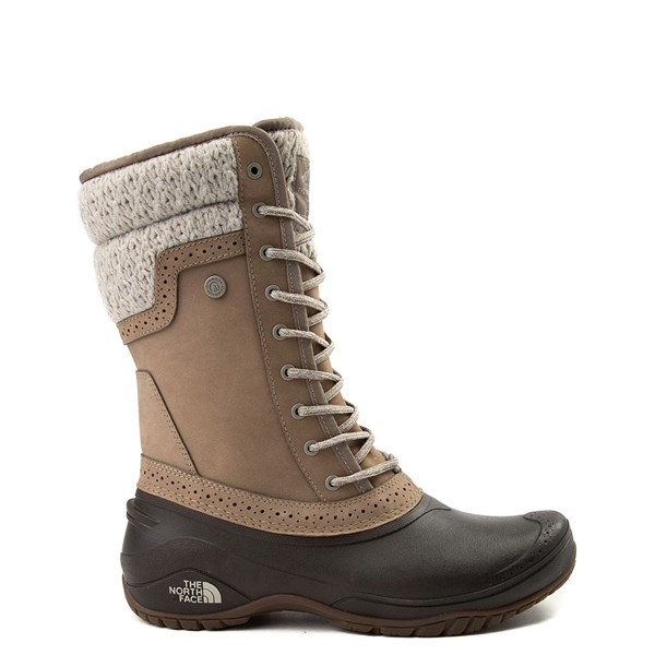 Womens The North Face Shellista II Mid Boot - Taupe