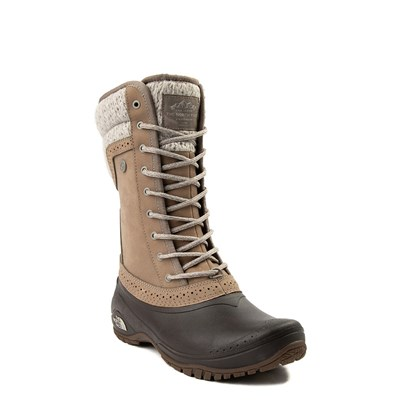 Alternate view of Womens The North Face Shellista II Mid Boot - Taupe