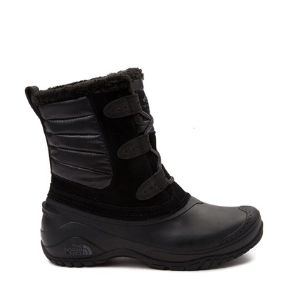 Main view of Womens The North Face Shellista II Shorty Boot - Black
