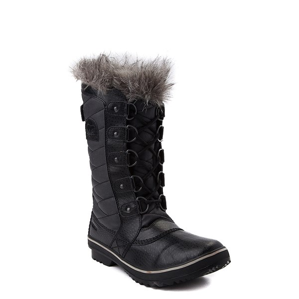 alternate view Womens Sorel Tofino II Boot - BlackALT1