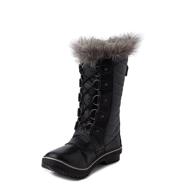 alternate view Womens Sorel Tofino II Boot - BlackALT3