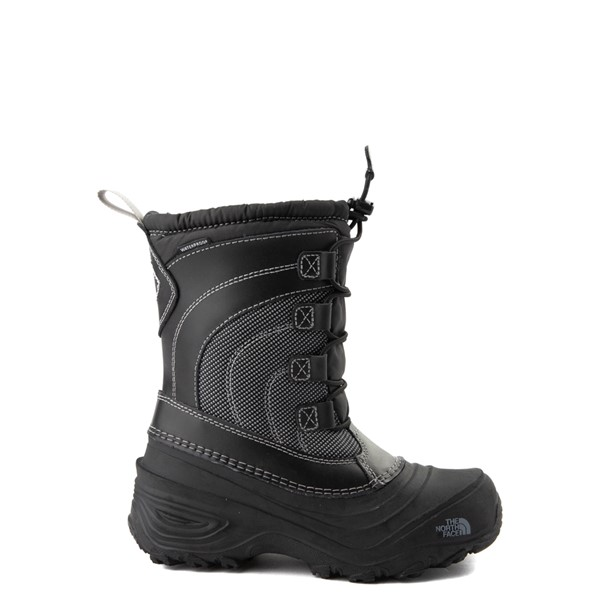 The North Face Alpenglow IV Boot - Little Kid - Black