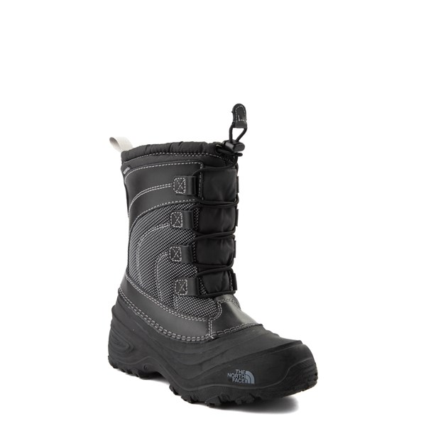 alternate view The North Face Alpenglow IV Boot - Little KidALT1