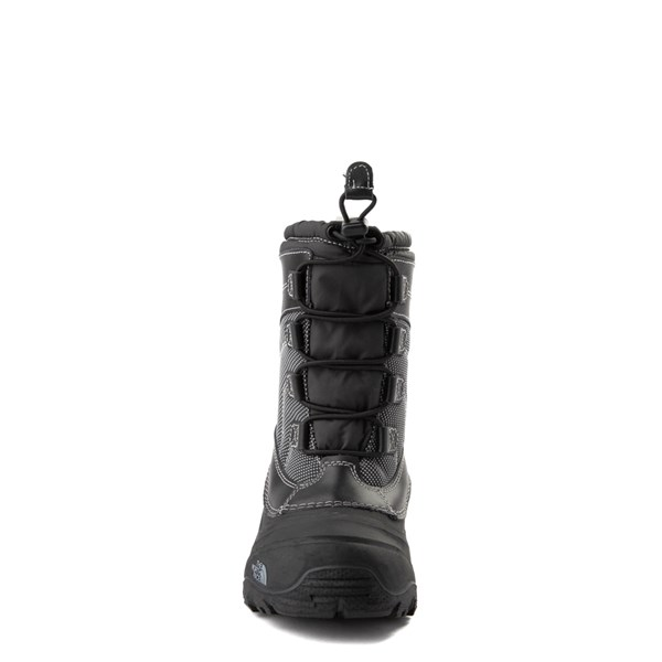alternate view The North Face Alpenglow IV Boot - Little Kid - BlackALT4