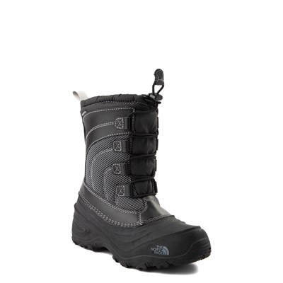 Alternate view of Youth The North Face Alpenglow IV Boot
