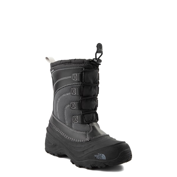 alternate view The North Face Alpenglow IV Boot - Big Kid - BlackALT5