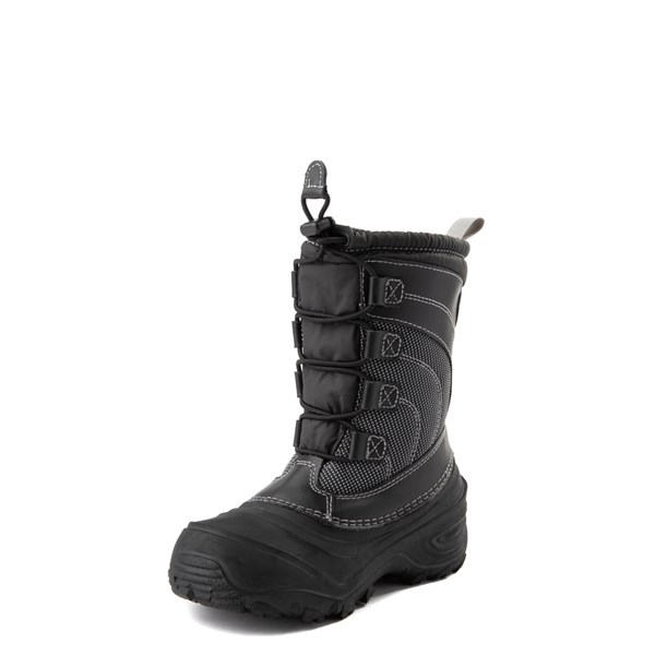 alternate view The North Face Alpenglow IV Boot - Big Kid - BlackALT3