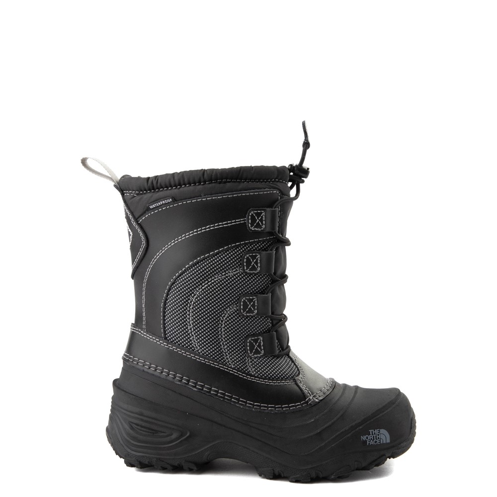 The North Face Alpenglow IV Boot - Big Kid - Black