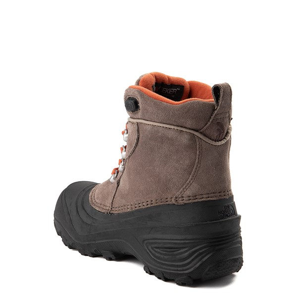 alternate view The North Face Chilkat Lace II Boot - Little KidALT2
