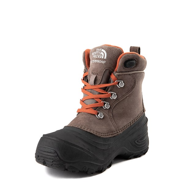alternate view The North Face Chilkat Lace II Boot - Little KidALT3
