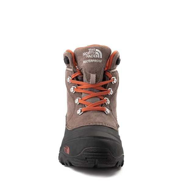alternate view The North Face Chilkat Lace II Boot - Little KidALT4