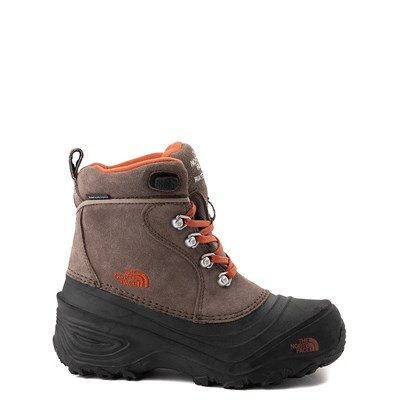 Main view of The North Face Chilkat Lace II Boot - Little Kid - Brown