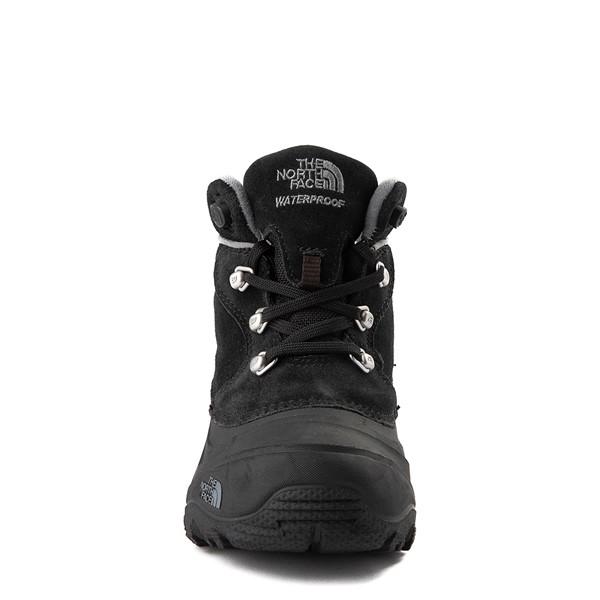 alternate view The North Face Chilkat Lace II Boot - Little Kid - BlackALT4
