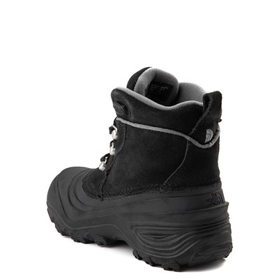 Alternate view of The North Face Chilkat Lace II Boot - Little Kid - Black