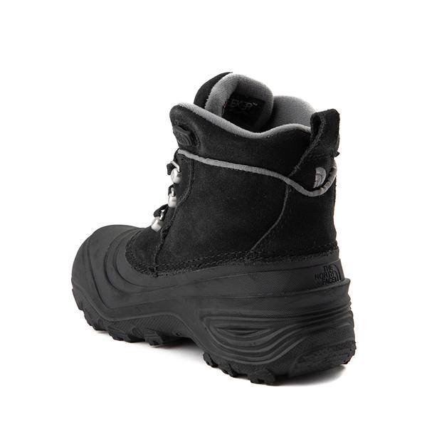 alternate view The North Face Chilkat Lace II Boot - Big Kid - BlackALT1