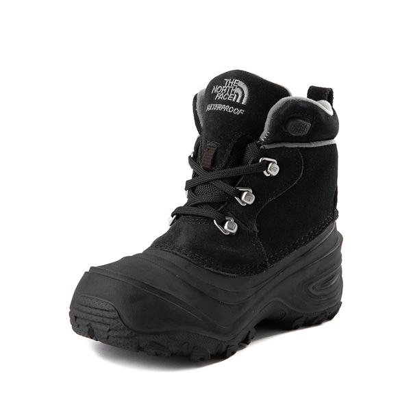 alternate view The North Face Chilkat Lace II Boot - Big Kid - BlackALT2